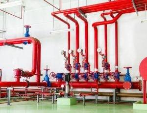 Thiết kế thi công hệ thống phòng cháy chữa cháy