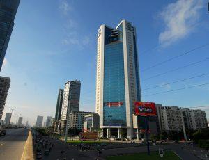 Thiết kế, thi công hệ thống điều hòa không khí tòa nhà Handico Hà Nội
