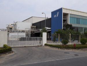 Thiết kế, thi công phòng sạch nhà máy SOC V VIETNAM