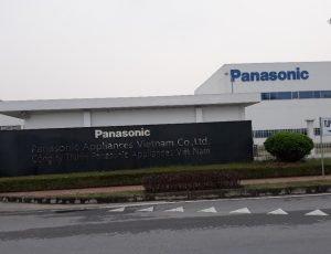 Thiết kế, thi công hệ thống cấp thoát nước nhà máy Panasonic