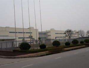 Thiết kế, thi công hệ thống điều hòa không khí nhà máy KYOCERA, Hưng Yên
