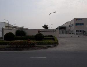 Thiết kế, thi công hệ thống điện nhà máy MATSUDA SANGYO VIETNAM