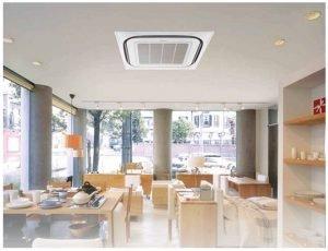Thiết kế, thi công hệ thống điều hòa không khí, thông gió thương mại