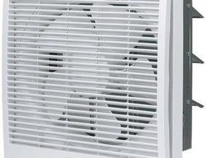 Tác dụng của quạt thông gió với sức khỏe của con người