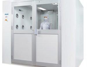 Tìm hiểu về Cleanroom Air Shower-phòng tắm khí trong phòng sạch