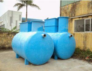 Cách thiết kế và lắp đặt hệ thống bồn xử lý nước thải Composite