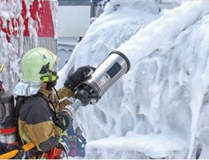 Bọt chữa cháy foam và ứng dụng bột FOAM trong PCCC