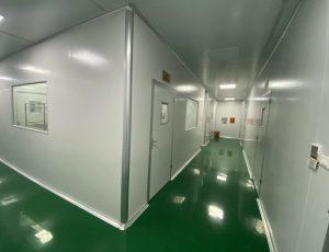 Thi công lắp đặt Panel, cửa Panel các loại, Panel phòng sạch